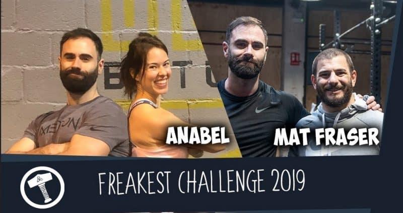 Freakest Challenge