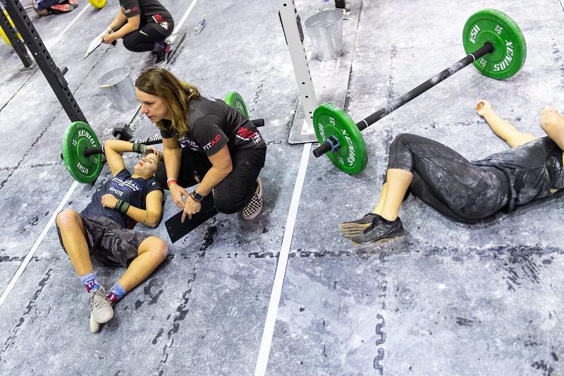 предварительные результаты CrossFit Open 2020