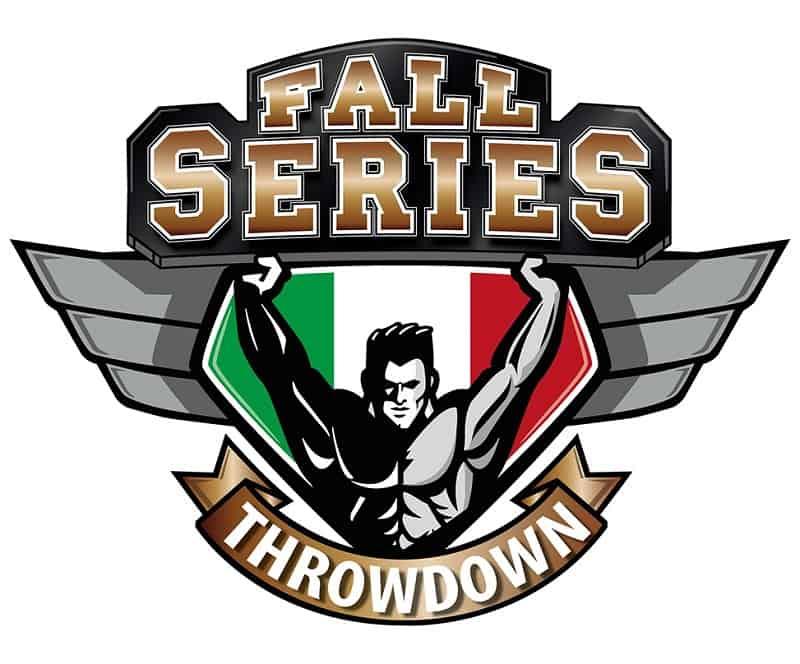 Fall Series Throwdown
