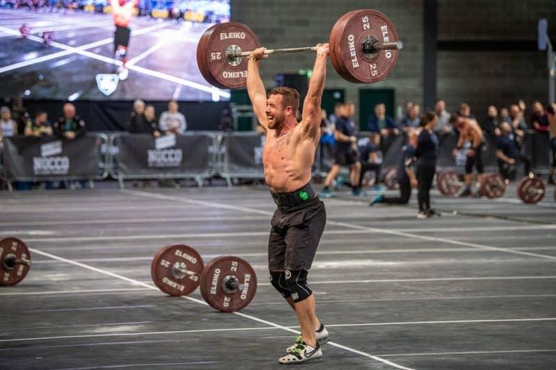 Атлет Шон Суини создал свою программу тренировок
