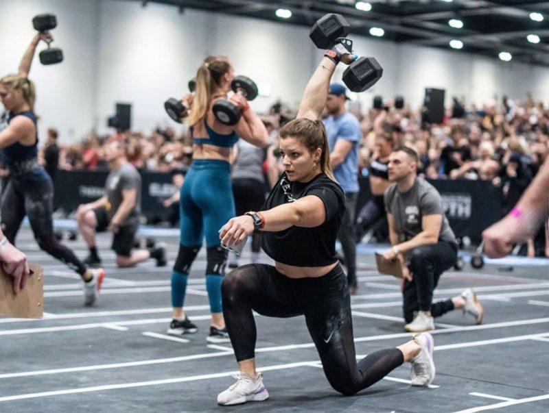 CrossFit Strength in Depth 2020