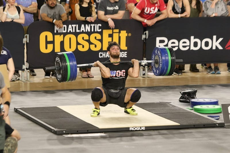 Mid-Atlantic CrossFit Challenge