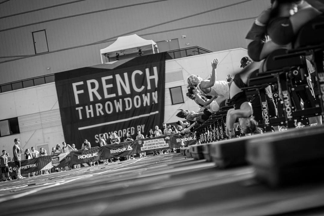 CrossFit French Throwdown отложен до 2021 года