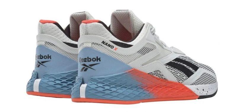 Reebok выпускает десятую юбилейную модель кроссовок Nano X