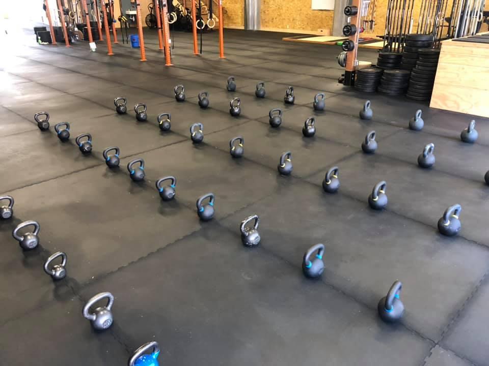 ладельцы CrossFit-залов