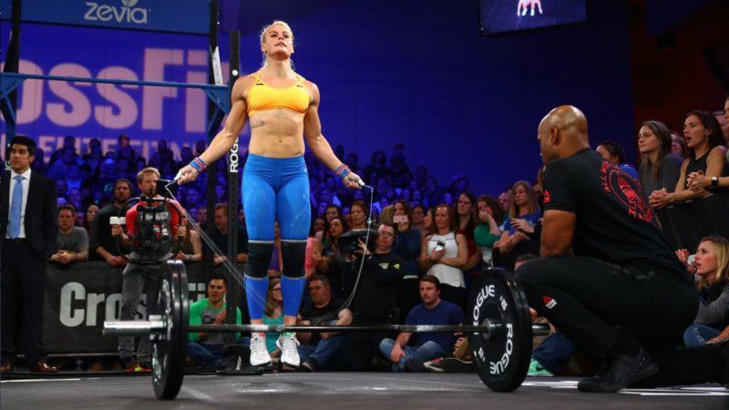 Полуфинал CrossFit Games
