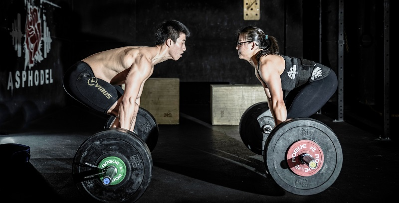 CrossFit PairUp Throw Down