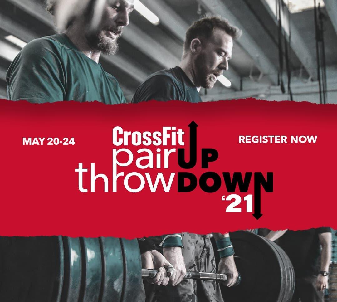 CrossFit PairUp ThrowDown