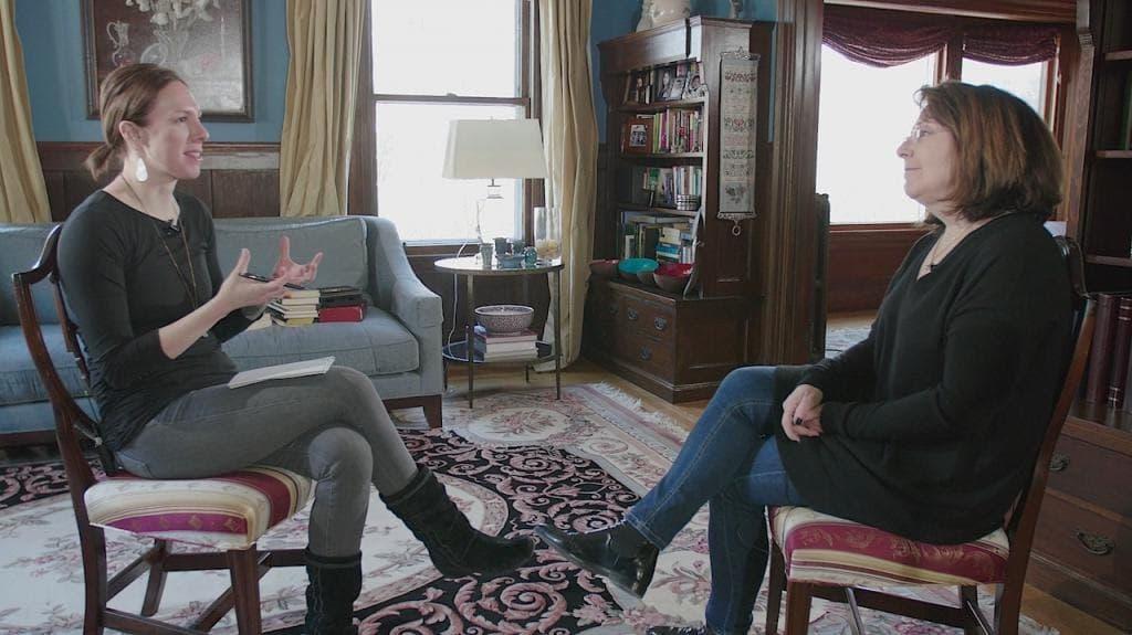 Интервью с Лизой Баррет