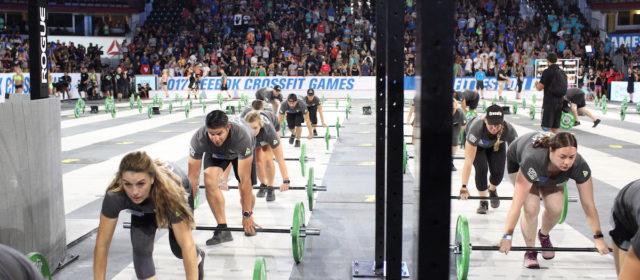 Как стать волонтером CrossFit Games
