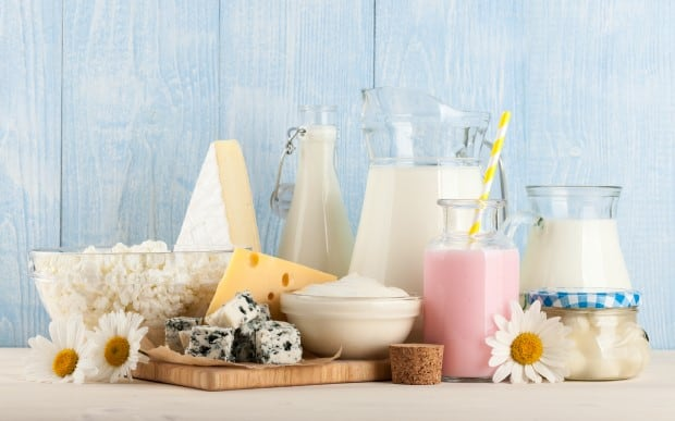 кисломаолочные продукты