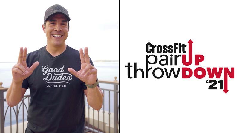Турнир CrossFit PairUP Throwdown
