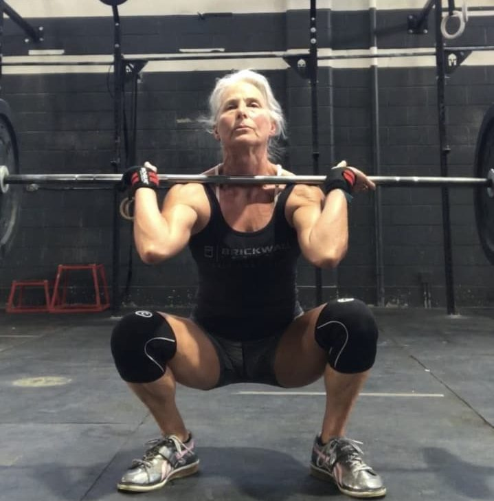CrossFit Games мастера 65+