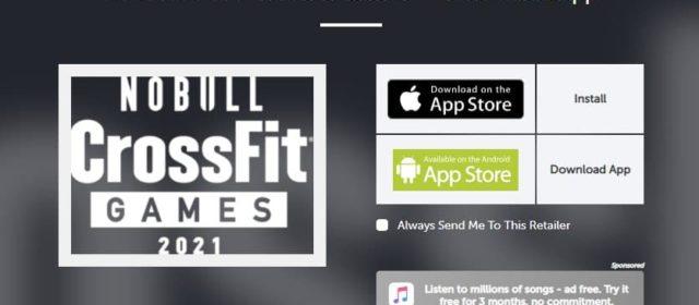Мобильное приложение для кроссфита