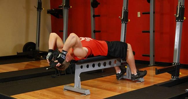 упражнения на шею