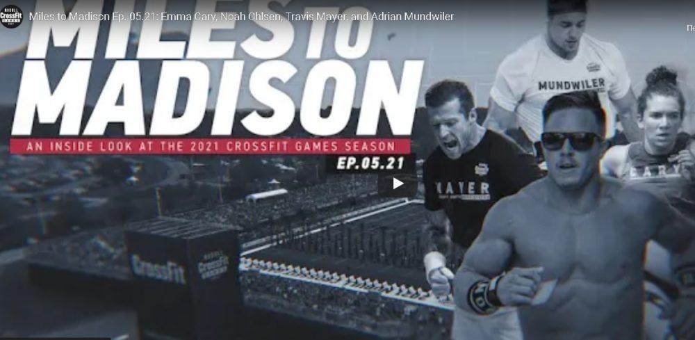 Miles to Madison ep.5