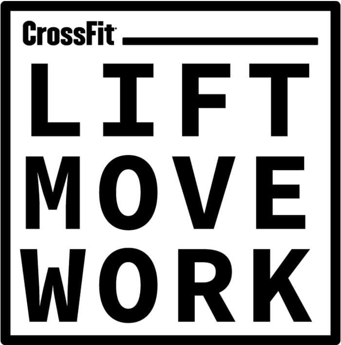 CrossFit Lift Move Work